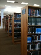Research Library, danger in the library, extreme conditions for researchers, active shooter attack, tornadoes, UCLA-USC rivalry, scholars