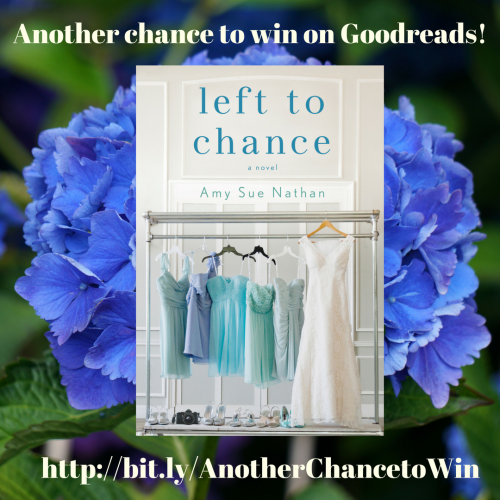 Another chance!75 copies up for grabson Goodreads!