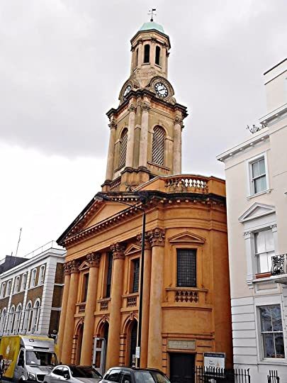 St Peters Notting Hill