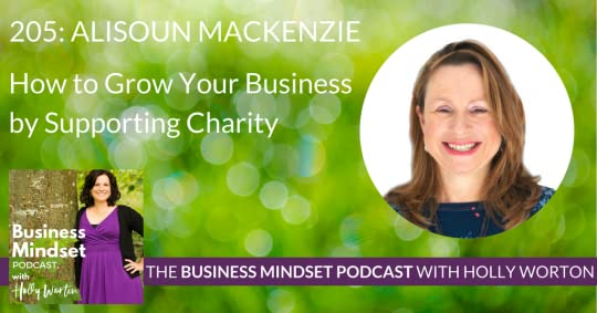 BMP205 Alisoun Mackenzie ~ How to Grow Your Business by Supporting Charity