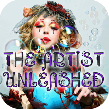 The Artist Unleashed Logo