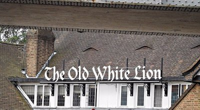 Old White Lion at East Finchley