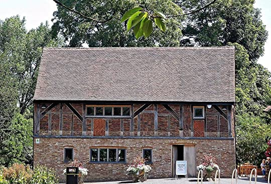 The coach house at Eastcote