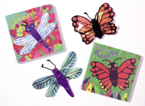 One Little Butterfly [With Finger Puppet]  by  Wendy Cheyette Lewison