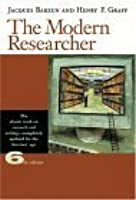 The Modern Researcher (with Infotrac) [With Infotrac]