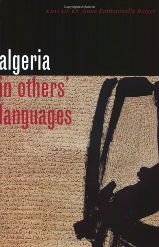 The Algeria in Others Languages: Social Insurance and Employee Benefits Anne-Emmanuelle Berger