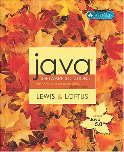 Java Foundations - With CD and Depasquala: Addison-Wesleys Java Backpack Reference Guide John   Lewis