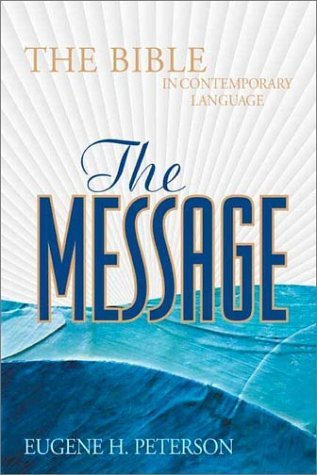 The Message-MS Eugene H. Peterson