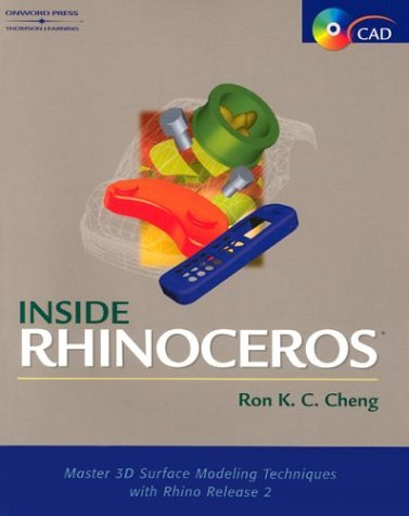 Inside Rhinoceros [With CDROM]  by  Ron K.C. Cheng