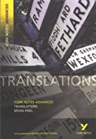 Translations, Brian Friel. Notes by John Brannigan