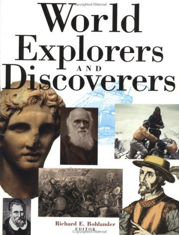 World Explorers And Discoverers  by  Richard E. Bohlander