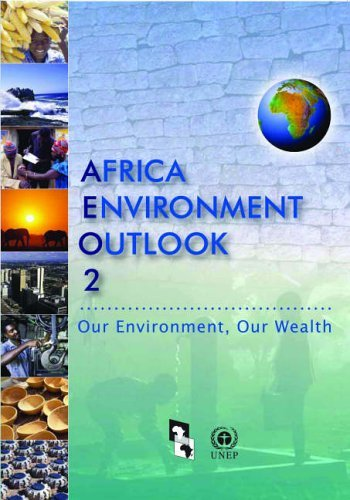 Africa Environment Outlook 2: Our Environment Our Wealth  by  United Nations Dept