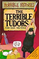 Terrible Tudors Book and Playing Cards Pack (Horrible Histories)