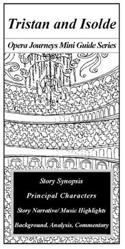 Tosca / Opera Journeys Mini Guide Series  by  Burton D. Fisher