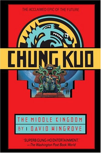 Chung Kuo: The Stone Within Bk. 4  by  David Wingrove