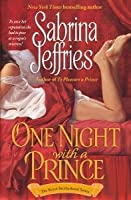 One Night With A Prince (The Royal Brotherhood Series, Book 2)