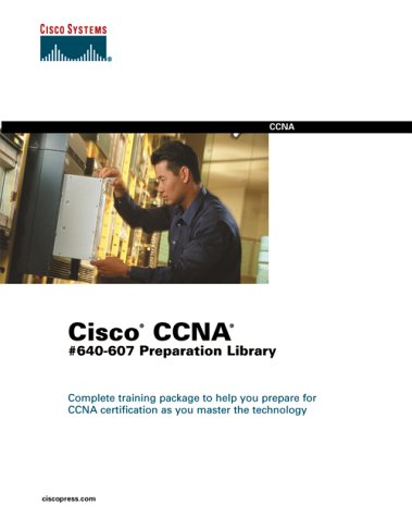 Cisco CCNA #640 607 Preparation Library [With CDROM]  by  Stephen McQuerry