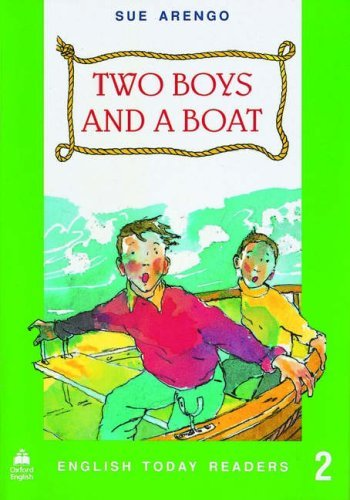 Two Boys and a Boat Sue Arengo