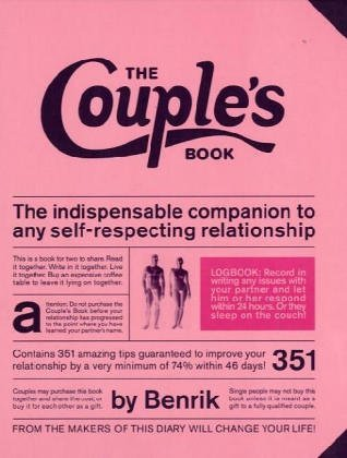 The Couples Book  by  Benrik