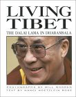 Living Tibet: The Dalai Lama in Dharansala  by  Nanci H. Roseen