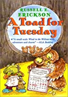 A Toad for Tuesday