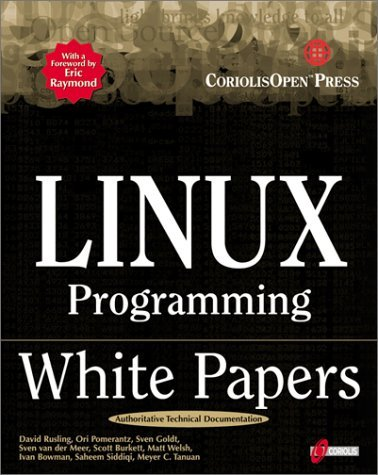 Linux Programming White Papers  by  David A. Rusling