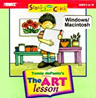 Tomie De Paola's The Art Lesson (Stories That Click, Ages 5 To 10)