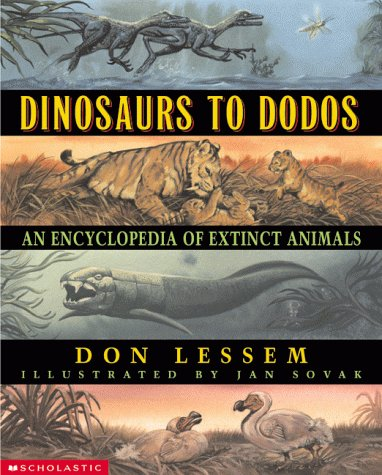Life is no yuk for the yak: a book of endangered animals  by  Dino Don Lessem