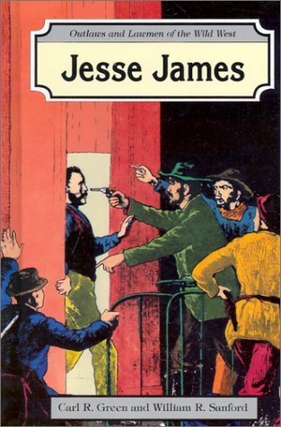 Jesse James  by  Carl R. Green