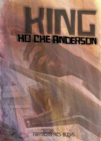 King Volume 3 Ho Che Anderson