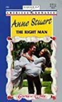 Right Man (Gowns Of White) (Harlequin American Romance, 765)