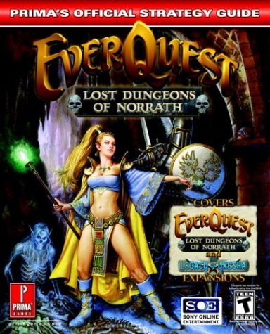 Everquest: Lost Dungeons of Norrath  by  Scruffy Productions