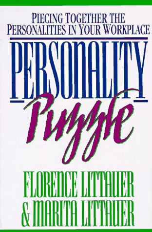 Personality Puzzle: Understanding the People You Work with Florence Littauer