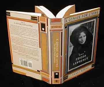 A Genius for Living: The Life of Frieda Lawrence  by  Janet Byrne