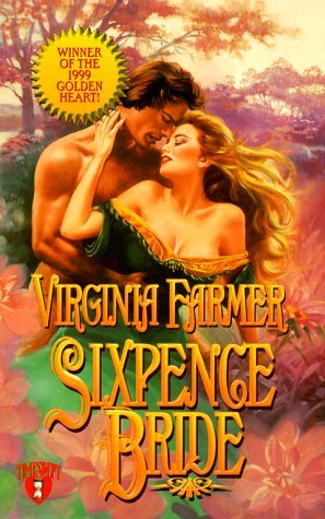 Sixpence Bride  by  Virginia Farmer