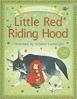 Little Red Riding Hood Sticker Book [With Stickers]