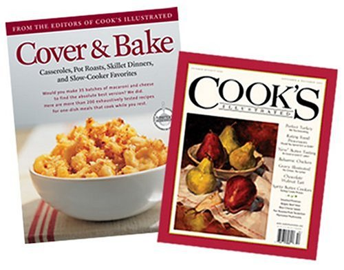 Cover And Bake Cooks Illustrated Magazine