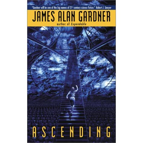 Ascending - James Alan Gardner