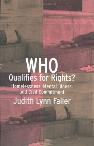 Who Qualifies for Rights? Judith Lynn Failer
