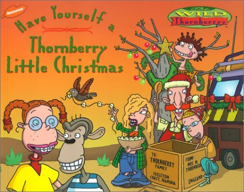 Have Yourself a Thornberry Little Christmas  by  Kitty Richards