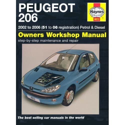 peugeot 206 petrol and diesel service and repair manual 2002 to 2006 by peter t gill reviews. Black Bedroom Furniture Sets. Home Design Ideas