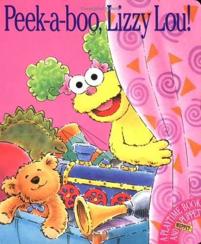 Is That You, Lizzy Lou: Mini Book & Plush (Mini Book and Puppet)  by  Lauren Attinello