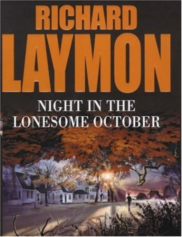 Night In The Lonesome October Richard Laymon