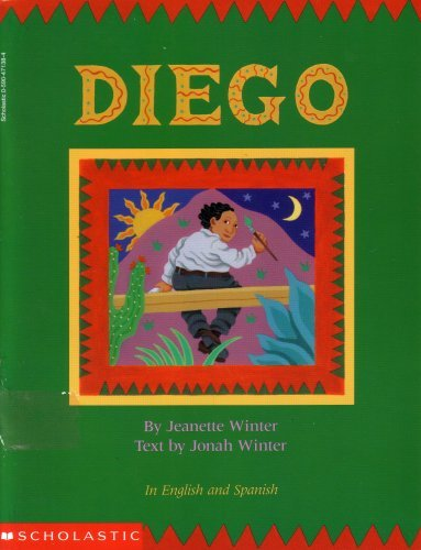 Diego: In English And Spanish Jonah Winter