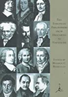 The European Philosophers from Descartes to Nietzsche (Modern Library)