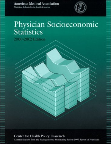 Physician Socioeconomic Statistics 2000-2002: Profiles for Detailed Specialties, Selected States, and Practice Arrangements  by  American Medical Association