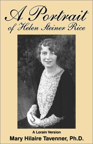 A Portrait of Helen Steiner Rice Mary Hilaire Tavenner