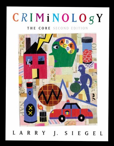 Criminology  Text Only  by  Larry J. Siegel