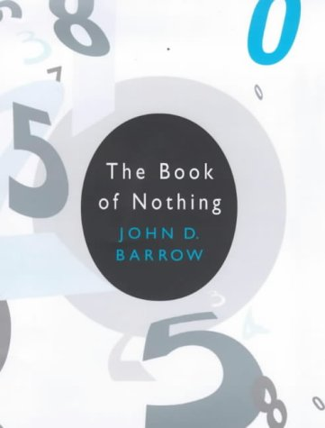 The Book Of Nothing John D. Barrow