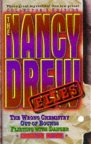 Nancy Drew Files: #42,45,47  by  Carolyn Keene